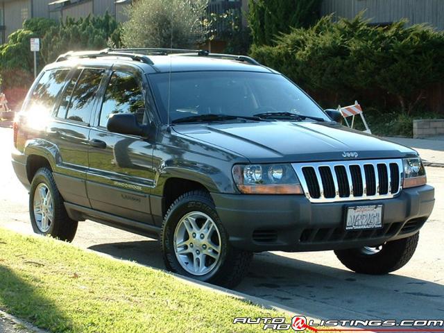 Grand Jeep Cherokee >> 2002 Jeep Grand Cherokee