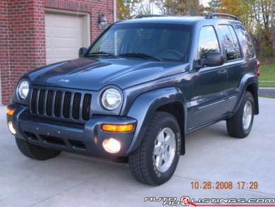 Nice 2002 Jeep Liberty Limited
