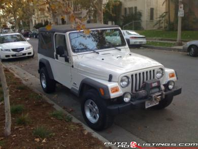 2006 Jeep Wrangler Unlimited X