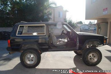 1988 Jeep Cherokee Base