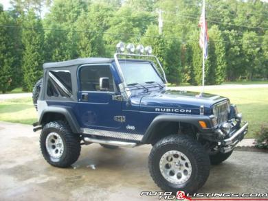 Wrangler 2004 Jeep Wrangler