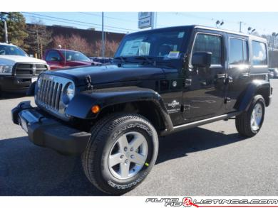 2014 Jeep Wrangler Unlimited X